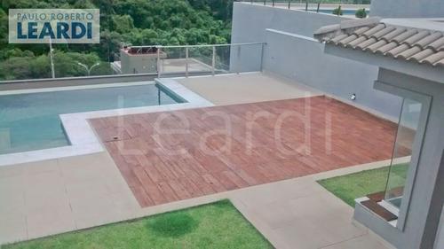 casa em condomínio tamboré - santana de parnaíba - ref: 453608