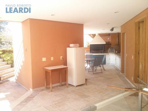 casa em condomínio tamboré - santana de parnaíba - ref: 453855
