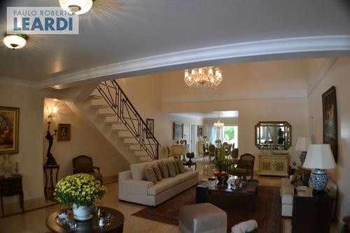casa em condomínio tamboré - santana de parnaíba - ref: 455201