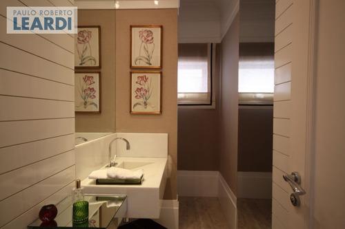 casa em condomínio tamboré - santana de parnaíba - ref: 457521