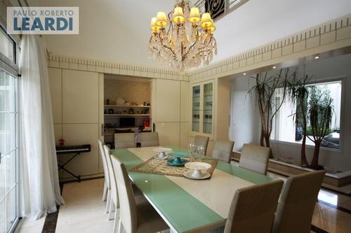 casa em condomínio tamboré - santana de parnaíba - ref: 459423