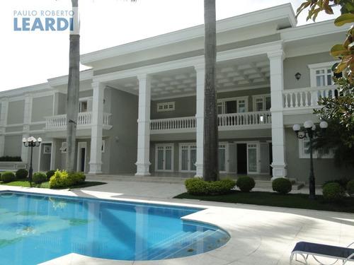casa em condomínio tamboré - santana de parnaíba - ref: 459531