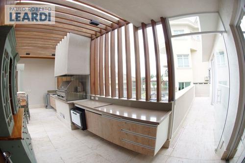 casa em condomínio tamboré - santana de parnaíba - ref: 460074
