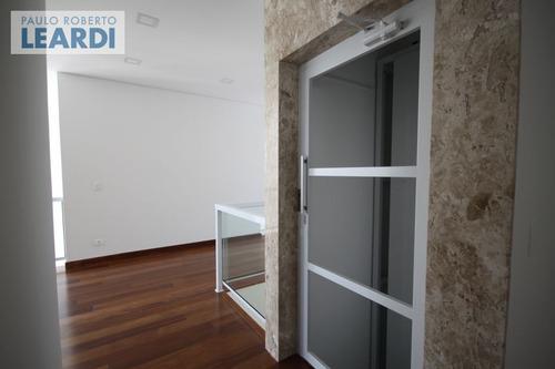 casa em condomínio tamboré - santana de parnaíba - ref: 460820