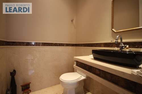 casa em condomínio tamboré - santana de parnaíba - ref: 466775