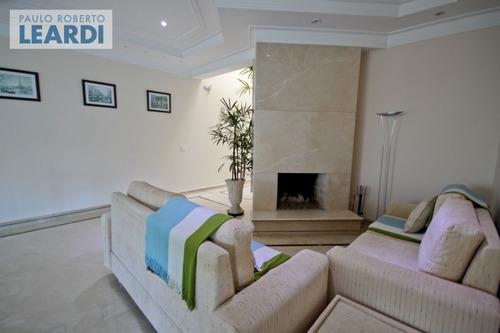 casa em condomínio tamboré - santana de parnaíba - ref: 468983