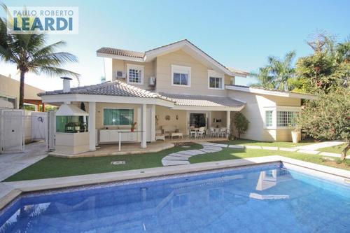 casa em condomínio tamboré - santana de parnaíba - ref: 469550