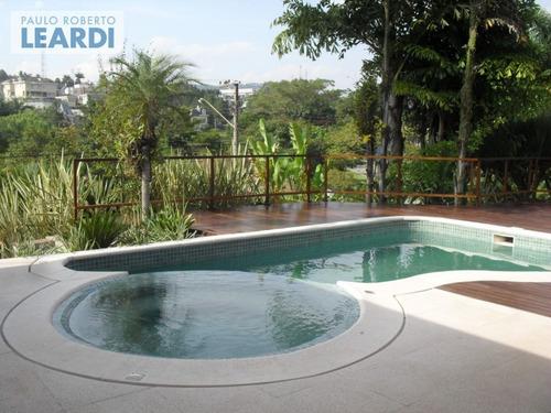 casa em condomínio tamboré - santana de parnaíba - ref: 469863