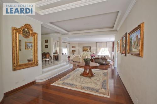 casa em condomínio tamboré - santana de parnaíba - ref: 474895