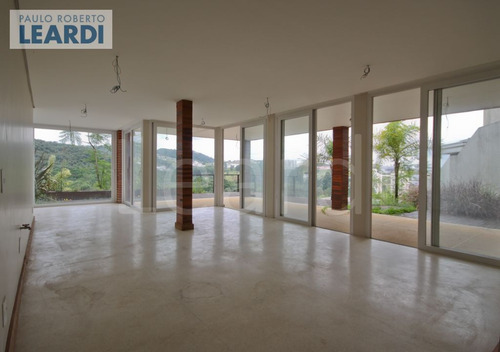 casa em condomínio tamboré - santana de parnaíba - ref: 492348