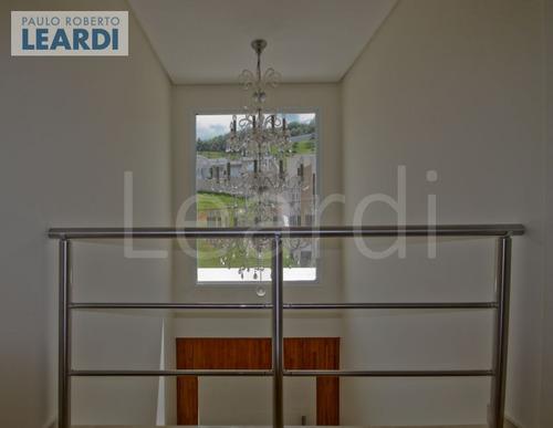 casa em condomínio tamboré - santana de parnaíba - ref: 493068