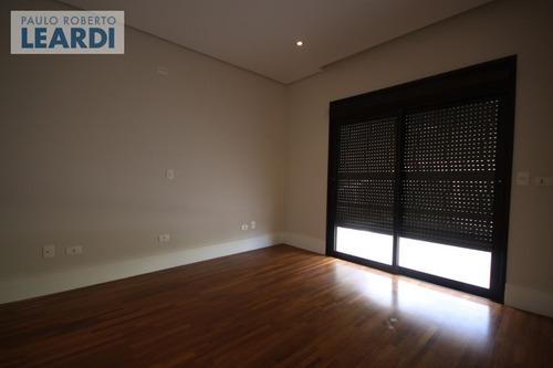 casa em condomínio tamboré - santana de parnaíba - ref: 493238
