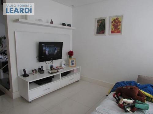 casa em condomínio tamboré - santana de parnaíba - ref: 495196