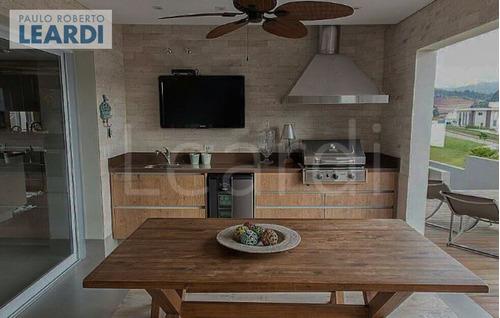 casa em condomínio tamboré - santana de parnaíba - ref: 495694