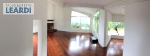 casa em condomínio tamboré - santana de parnaíba - ref: 500584
