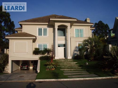 casa em condomínio tamboré - santana de parnaíba - ref: 500873