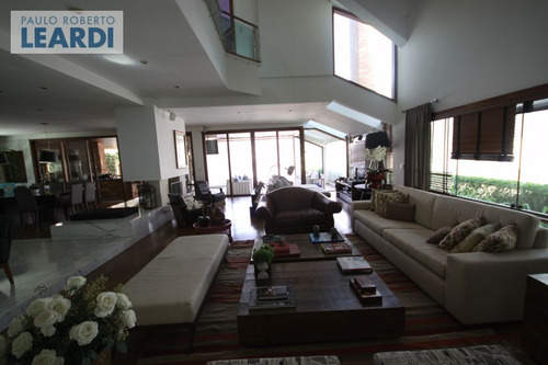 casa em condomínio tamboré - santana de parnaíba - ref: 502501
