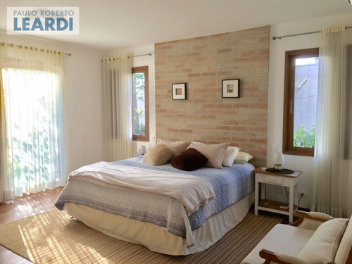casa em condomínio tamboré - santana de parnaíba - ref: 503328