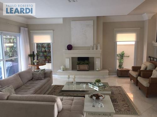 casa em condomínio tamboré - santana de parnaíba - ref: 516277