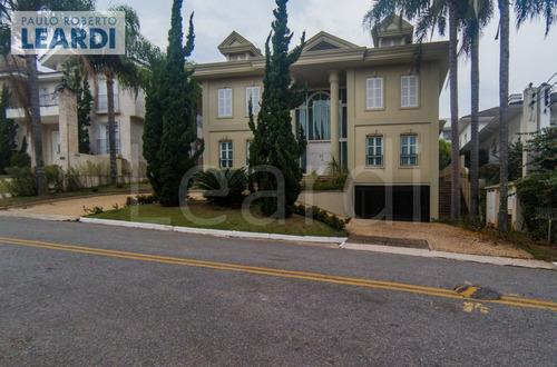 casa em condomínio tamboré - santana de parnaíba - ref: 551750