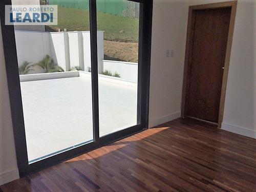 casa em condomínio tamboré - santana de parnaíba - ref: 553872