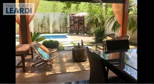casa em condomínio tanquinho - santana de parnaíba - ref: 553054