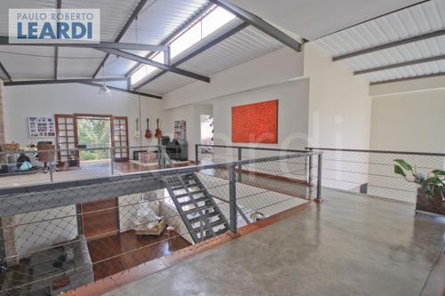 casa em condomínio tarumã - santana de parnaíba - ref: 512099