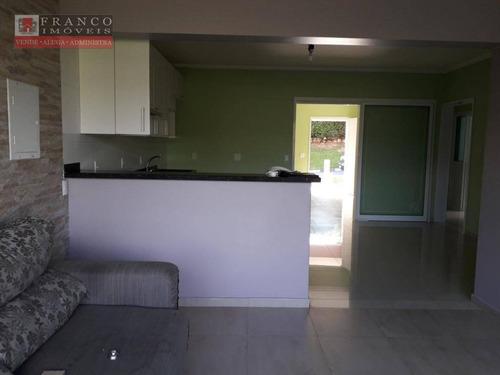 casa em condominio tres dormitórios - ca0399
