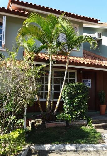 casa em condominio - tristeza - ref: 221418 - v-221418