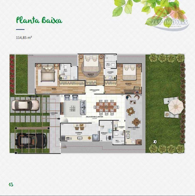 casa em condomínio à venda, nova são pedro, são pedro da aldeia. - ca0234