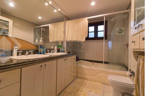 casa em condominio - vila assuncao - ref: 110573 - v-110573