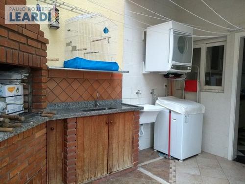 casa em condomínio vila eldízia - santo andré - ref: 551589