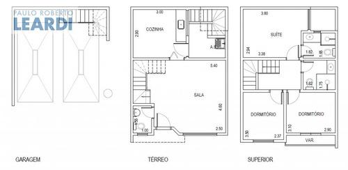 casa em condomínio vila esperança - são paulo - ref: 535233
