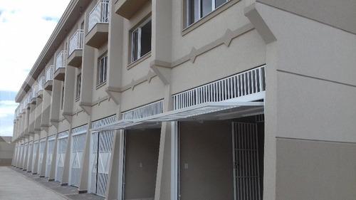 casa em condominio - vila mangalot - ref: 203171 - v-203171