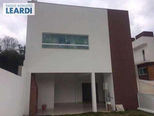 casa em condomínio vila nova aparecida - mogi das cruzes - ref: 549082