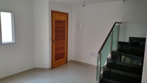 casa em condomínio vila rio branco - são paulo - ref: 477819