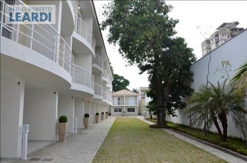 casa em condomínio vila santana - são paulo - ref: 453601