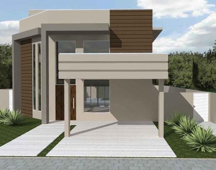 casa em condominio villa do bosque - 1301
