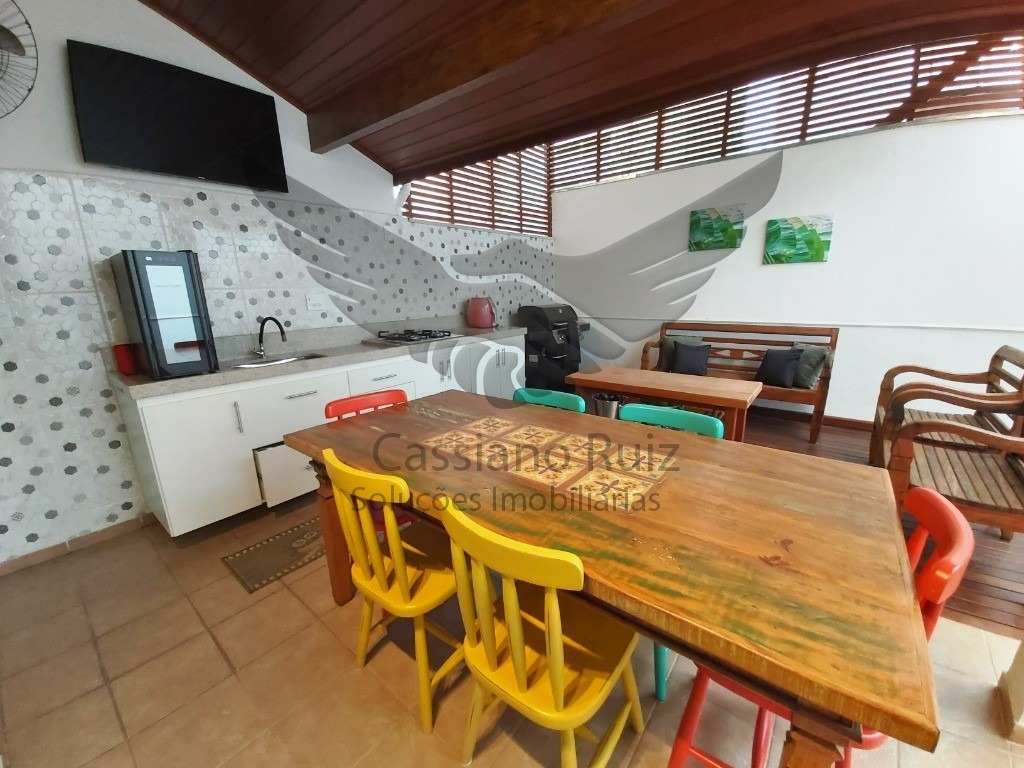 casa em condomínio - vizzon ville campolim - 03 suítes com ar condicionado - sala 2 ambientes - espaço gourmet - 03 vagas - 1000195 - 34631059