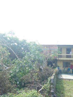 casa em construção no jardim das palmeiras em itanhaém