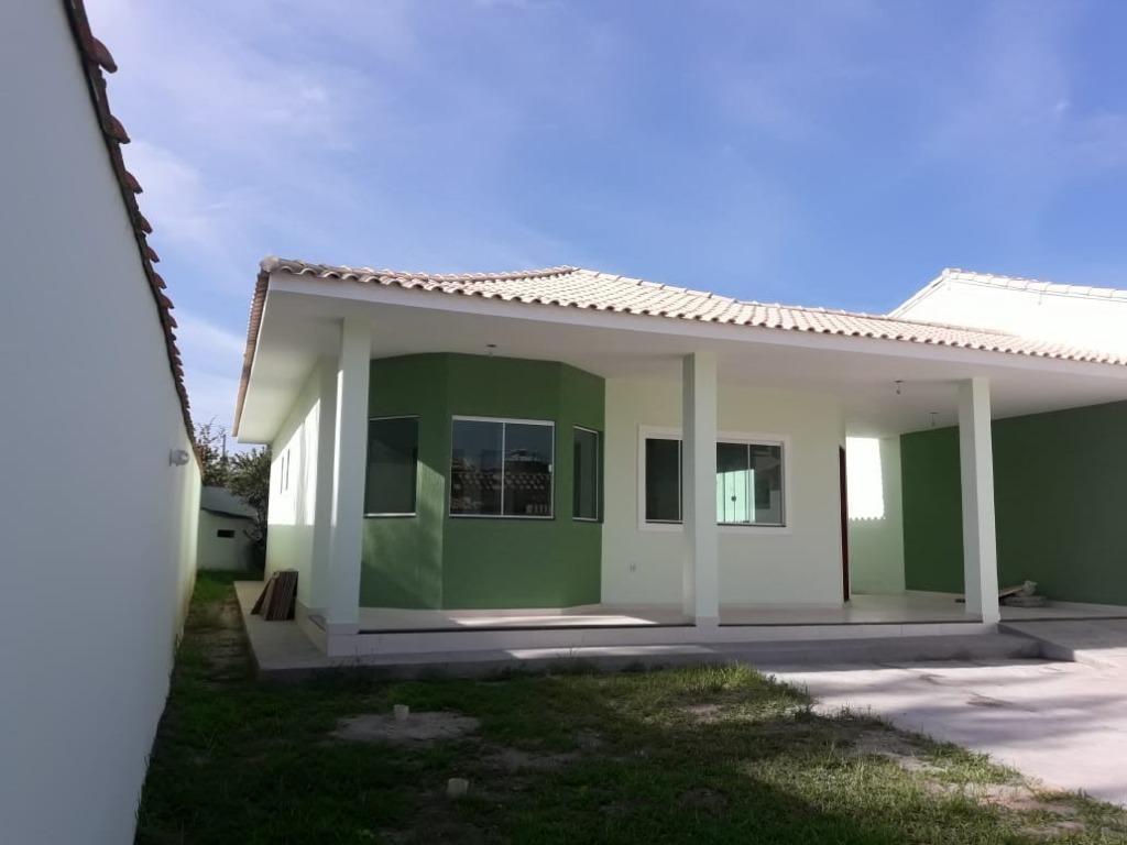 casa em coqueiral, araruama/rj de 140m² 2 quartos à venda por r$ 315.000,00 - ca264528