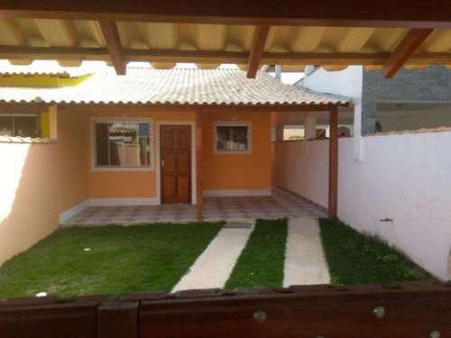 casa em cordeirinho (ponta negra), maricá/rj de 77m² 2 quartos à venda por r$ 290.000,00 - ca249574