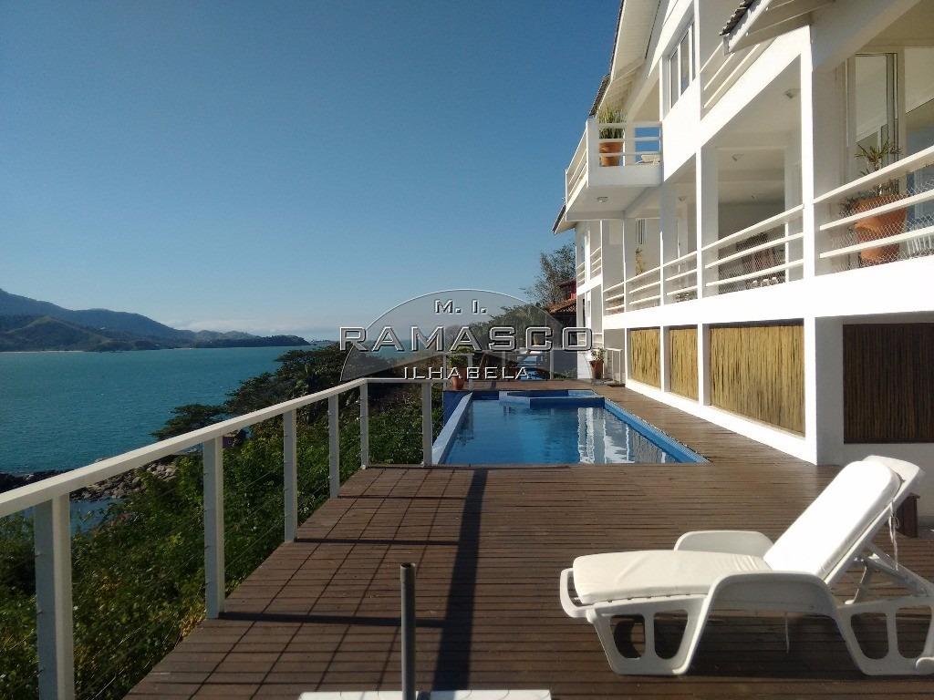 casa em costeira - ilhabela - ca0519 - 4842153