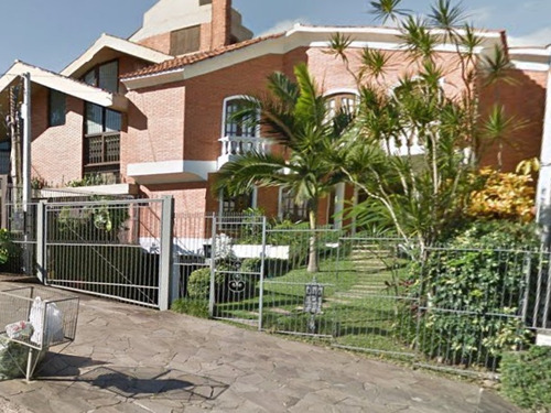 casa em cristal com 4 dormitórios - lu268087