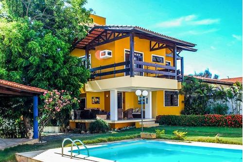 casa em dunas, fortaleza/ce de 362m² 5 quartos à venda por r$ 1.600.000,00 ou para locação r$ 3.500,00/mes - ca145369lr