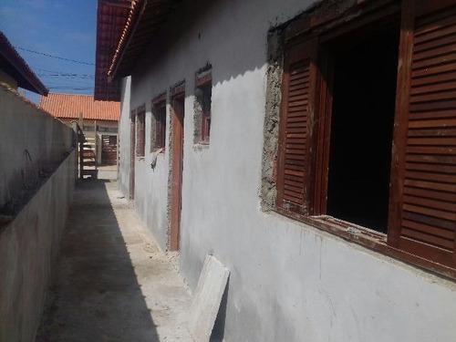 casa em fase de acabamento, em nossa senhora do sion ref3231