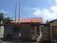 casa em fase de acabamento, no bairro nossa senhora do sion