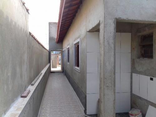casa em fase de acabamento, no bairro suarão