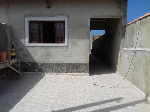 casa em fase de acabamento, no bairro suarão, em itanhaém!