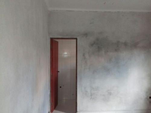 casa em fase de acabamento, no bairro suarão, em itanhaém